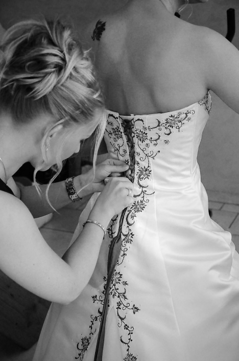 Fotoreportage Hochzeitstag