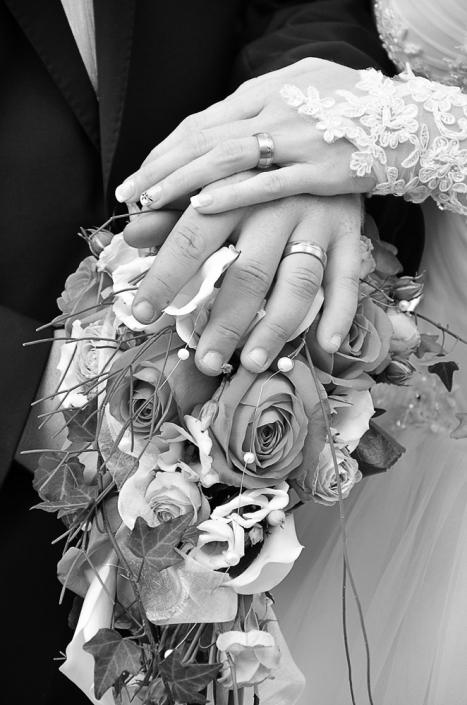 Fotografie am Hochzeitstag